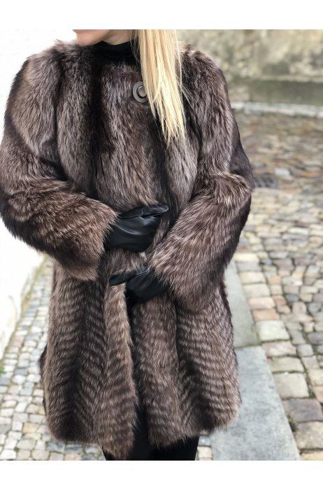 Kabátek z mývala