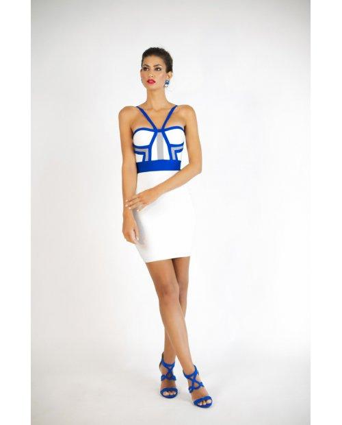 Bandážové šaty