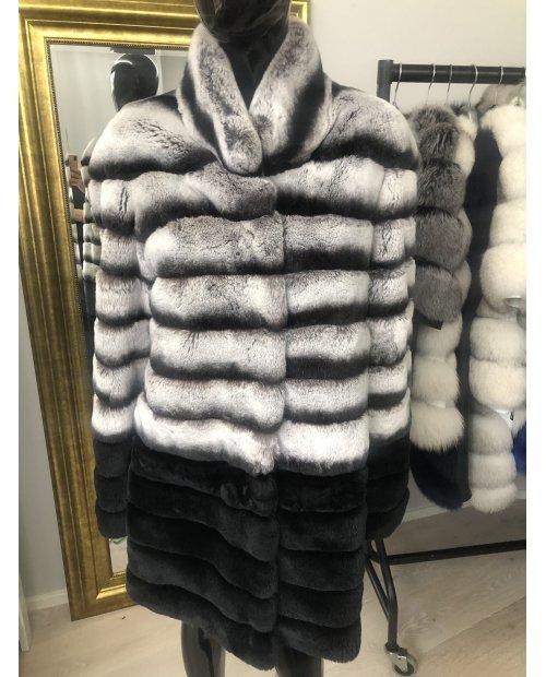 Rex rabbit - odnímatelný kabátek 2 v 1