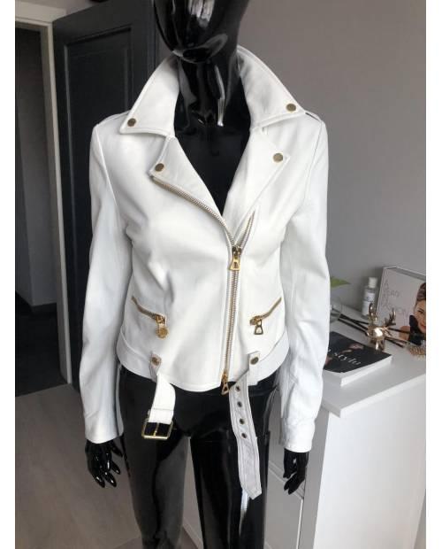 Gege Venezia pamela chiodo - dámská kožená bunda křivák