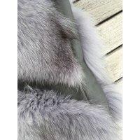 Kožešinová vesta z lišky