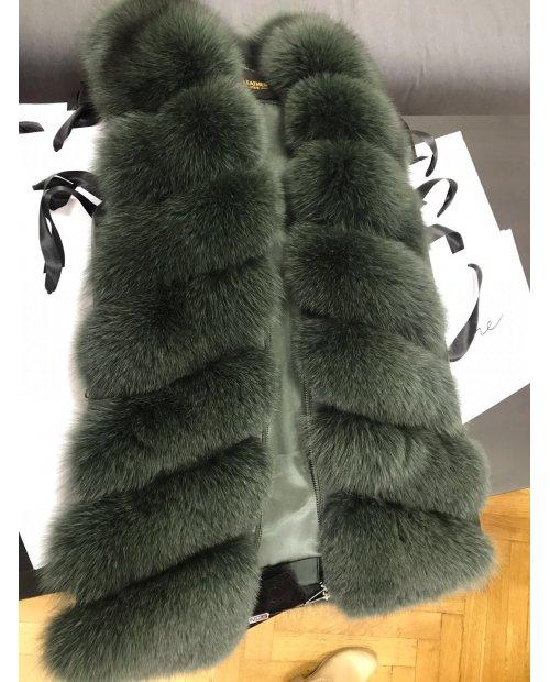 Nový model / Kožešinová vesta z lišky